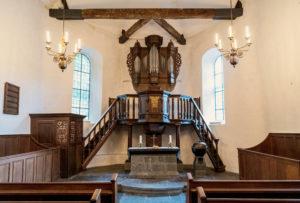 Orgel Finkenbergkirche